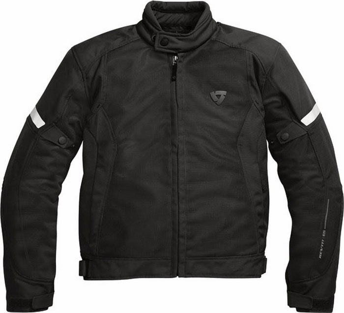 Rev'it airwave summer motorcycle jacket black