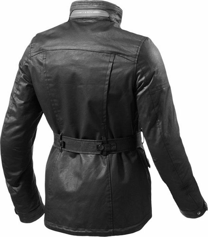 Giacca moto donna urban Rev'it Gracia Ladies nera