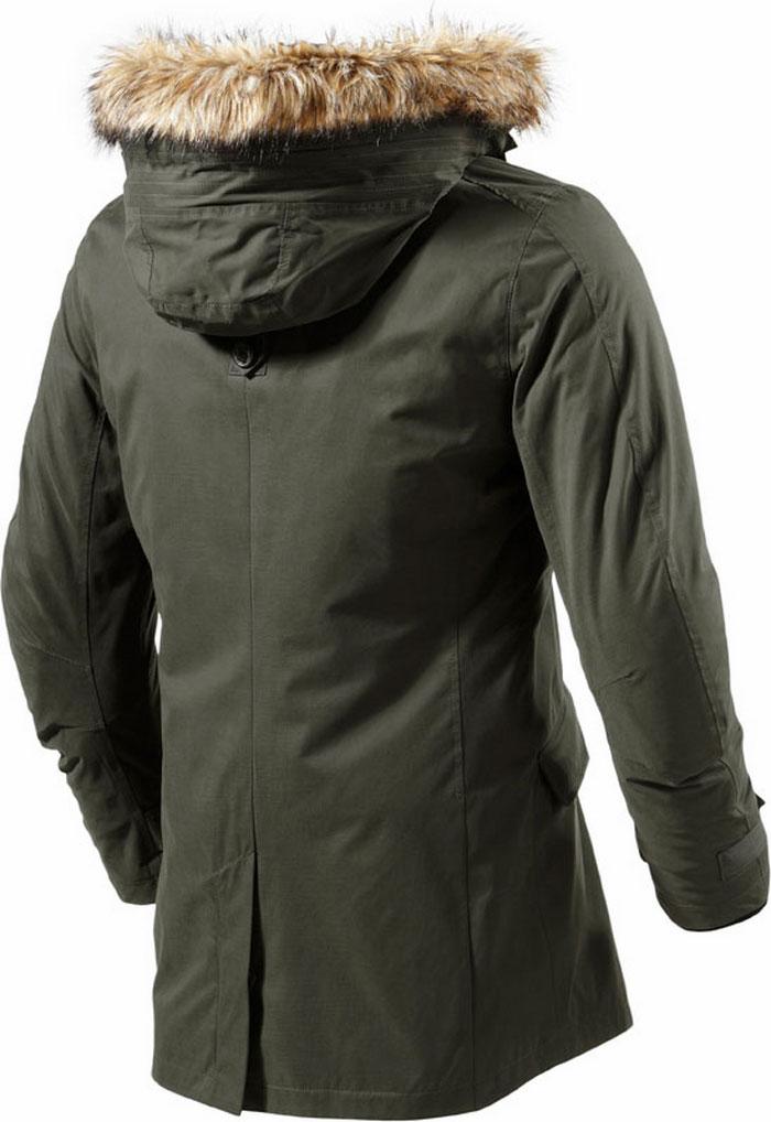 Rev'it Rambla  motorcycle jacket dark green Urban Collection