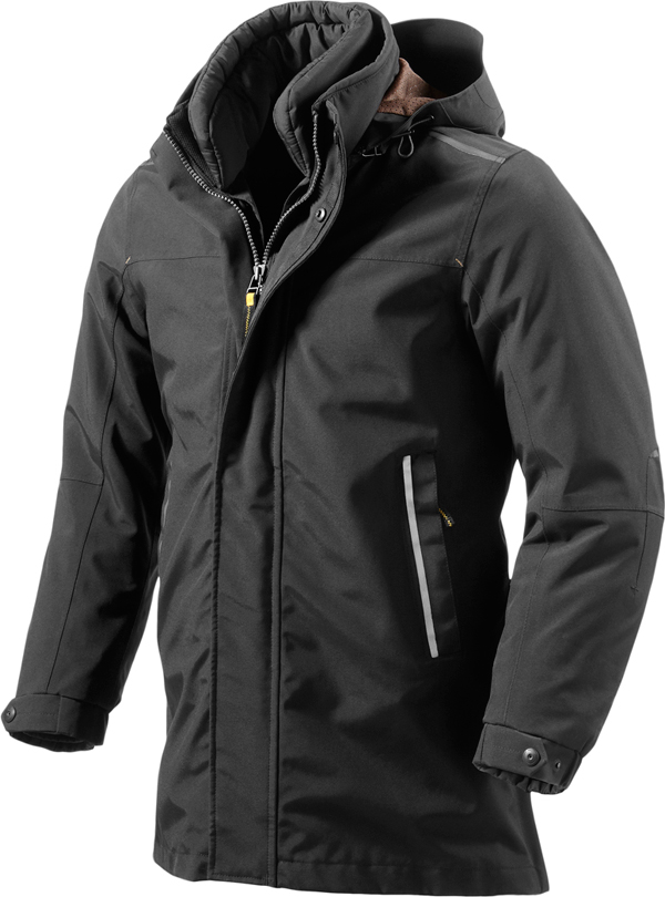 Rev'it Avenue GTX motorcycle jacket black