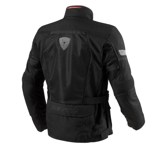 Giacca moto Rev'it Levante Nero