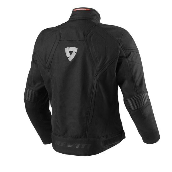Motorcycle jacket Rev'it Jupiter Black