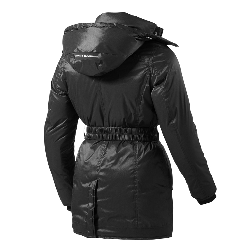Victoria woman motorcycle jacket Rev'it Ladies Black
