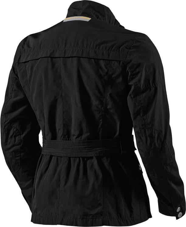 Rev'it Hillcrest summer jacket black