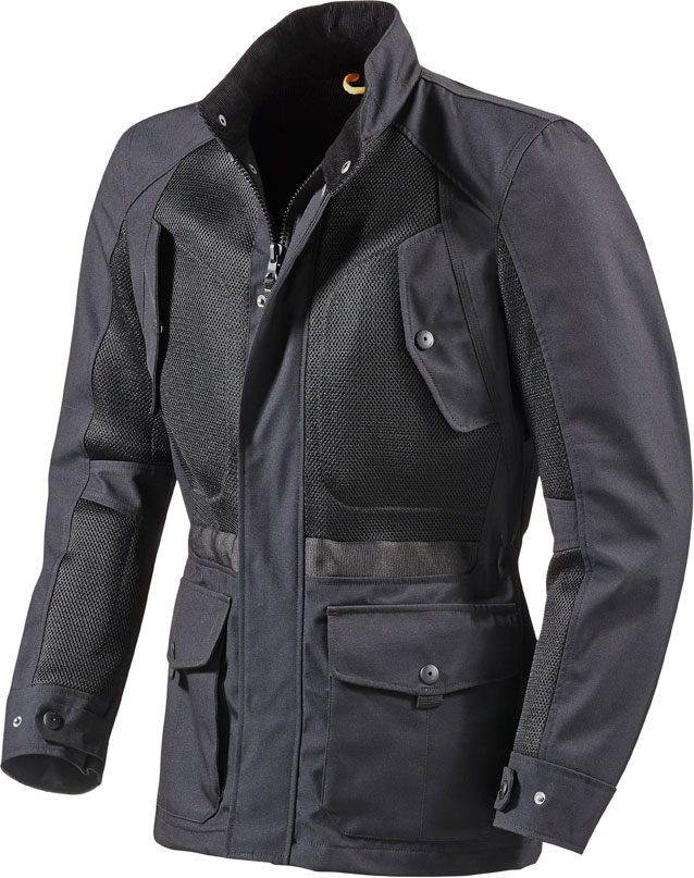 Rev'it Monte summer jacket black