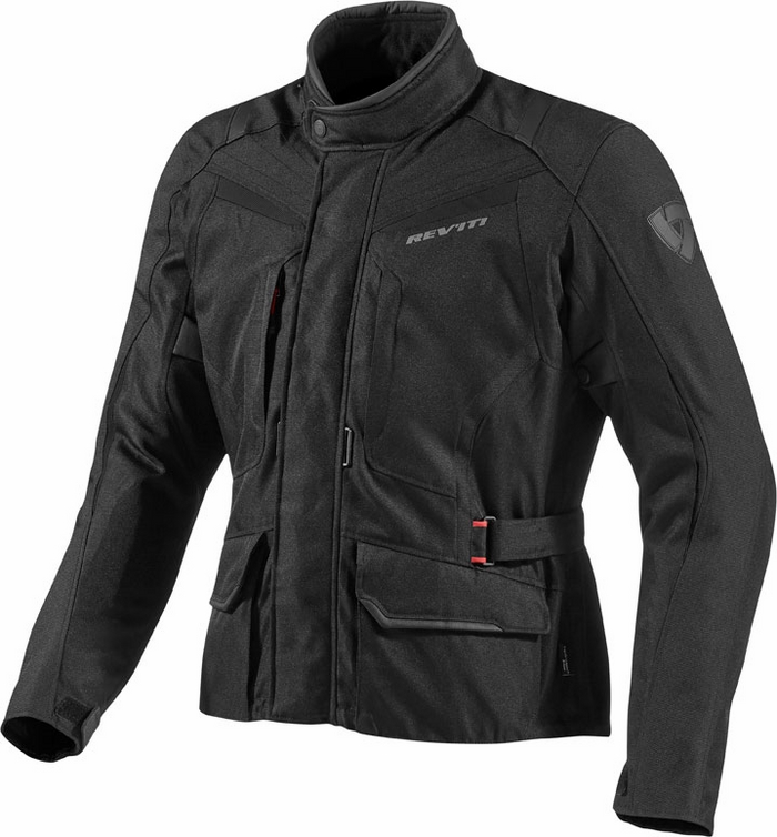 Rev'it Voltiac motorcycle jacket black