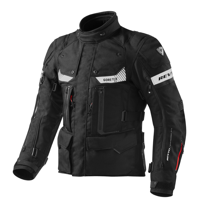 Giacca moto Rev'it Defender Pro GTX Nero