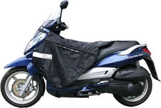 Coprigambe impermeabile per scooter OJ FL-TF