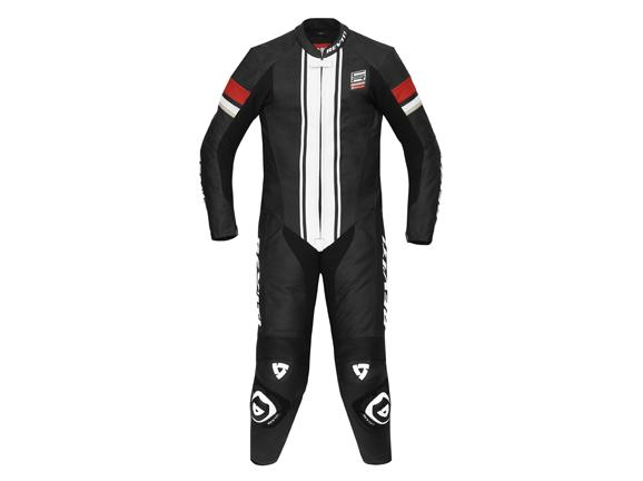Suit Rev'it CR Black-Red
