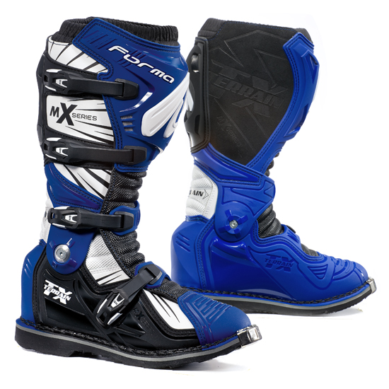 Boots Forma Terrain TX Blue Cross