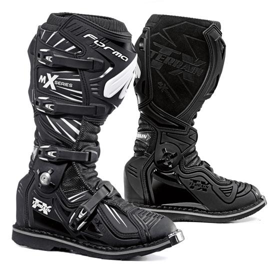 Boots Forma Terrain TX cross Black