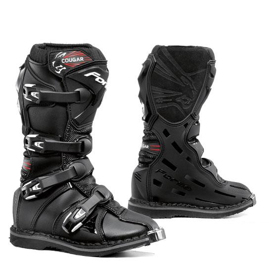 Cross Forma Cougar kid Boots Black