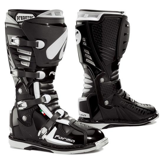Cross Forma Predator Boots Black