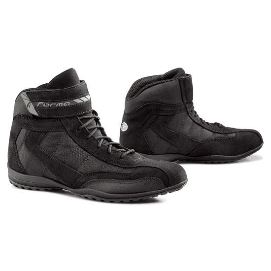 Shoes motorcycle Forma Rookie Black