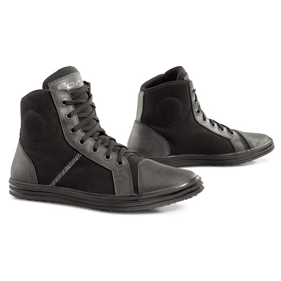 Shoes Slam Black motorcycle Form
