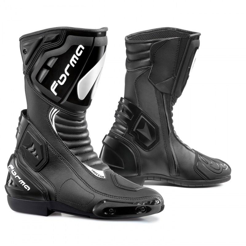 Arrow Forma Motorcycle Boots Black