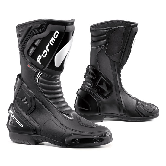 Arrow Forma Motorcycle Boots Black Dry