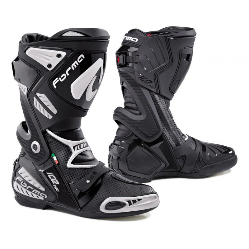 Stivali moto Forma Ice Pro Flow Nero