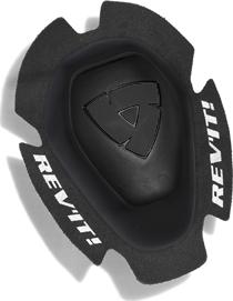 Rev'it Dual-comp knee sliders type A black