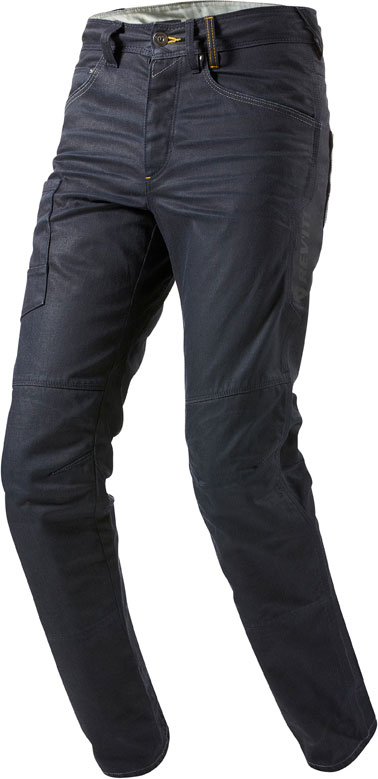 Jeans moto Rev'it Carnaby blu scuro L32