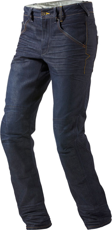 Jeans moto Rev'it Campo blu scuro L36