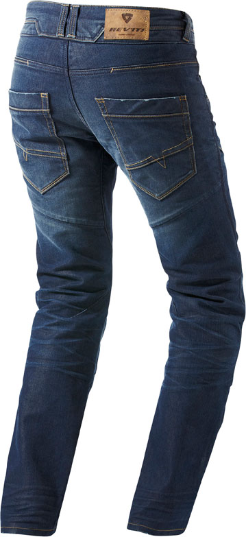 Jeans moto Rev'it Nelson blue medio L36