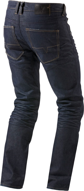 Jeans moto Rev'it Lombard blu scuro L36