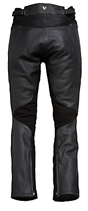 Pantaloni moto donna in pelle Rev'it Marryl