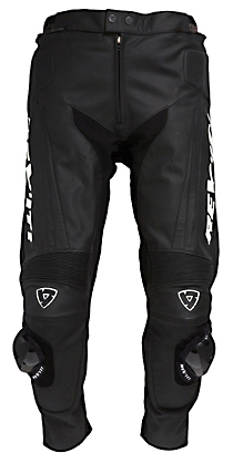 REV'IT! GT Leather Trousers - Col. Black