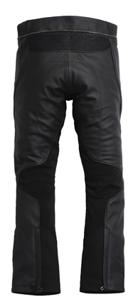 Pantaloni moto in pelle Rev'it Maverick - Accorciato