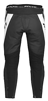 REV'IT! Apollo Letaher Trousers - Col. White/Black