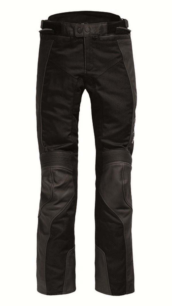 Women's leather motorcycle pants Rev'it Gear 2 Black - S
