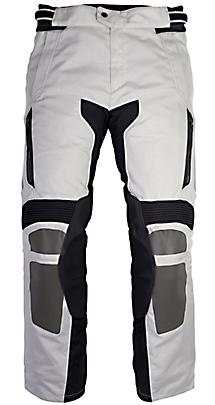 Pantaloni moto Rev'it Cayenne Pro grigio chiaro
