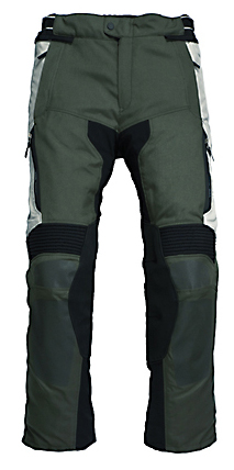 REV'IT! Cayenne Pro Trousers - Col. Dark Green/Grey
