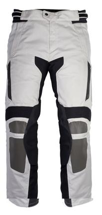 Pantaloni moto Rev'it Cayenne Pro Grigio chiaro - Allungato