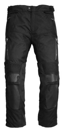 Pantaloni moto Rev'it Cayenne Pro Nero - Accorciato