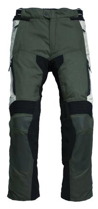 Trousers Rev'it Cayenne Pro Dark green-Grey - Short