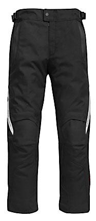 Rev'it Factor 2 Trousers black model short