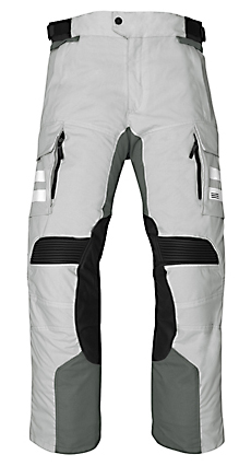 Pantaloni moto Rev'it Sand argento