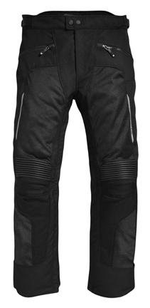 Pantaloni moto Rev'it Tornado Nero