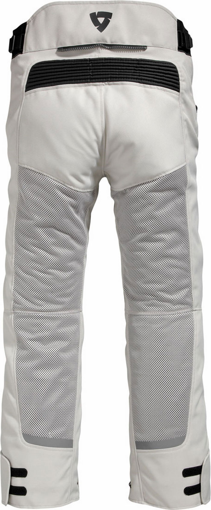 Pantaloni moto Rev'it Tornado Argento