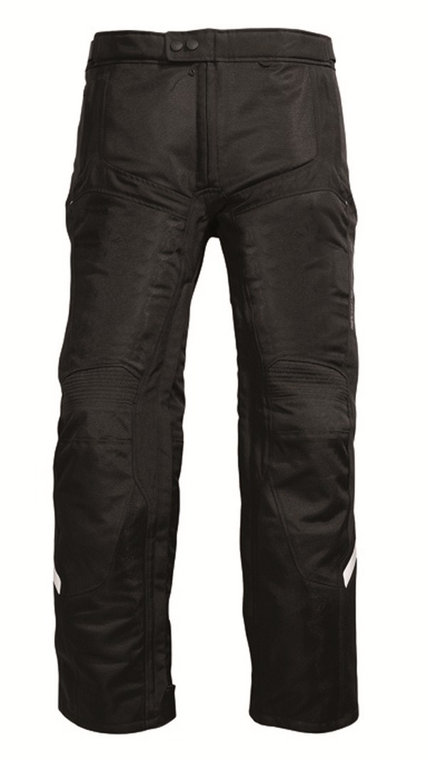 Pantaloni moto Rev'it Airwave Nero - Allungato