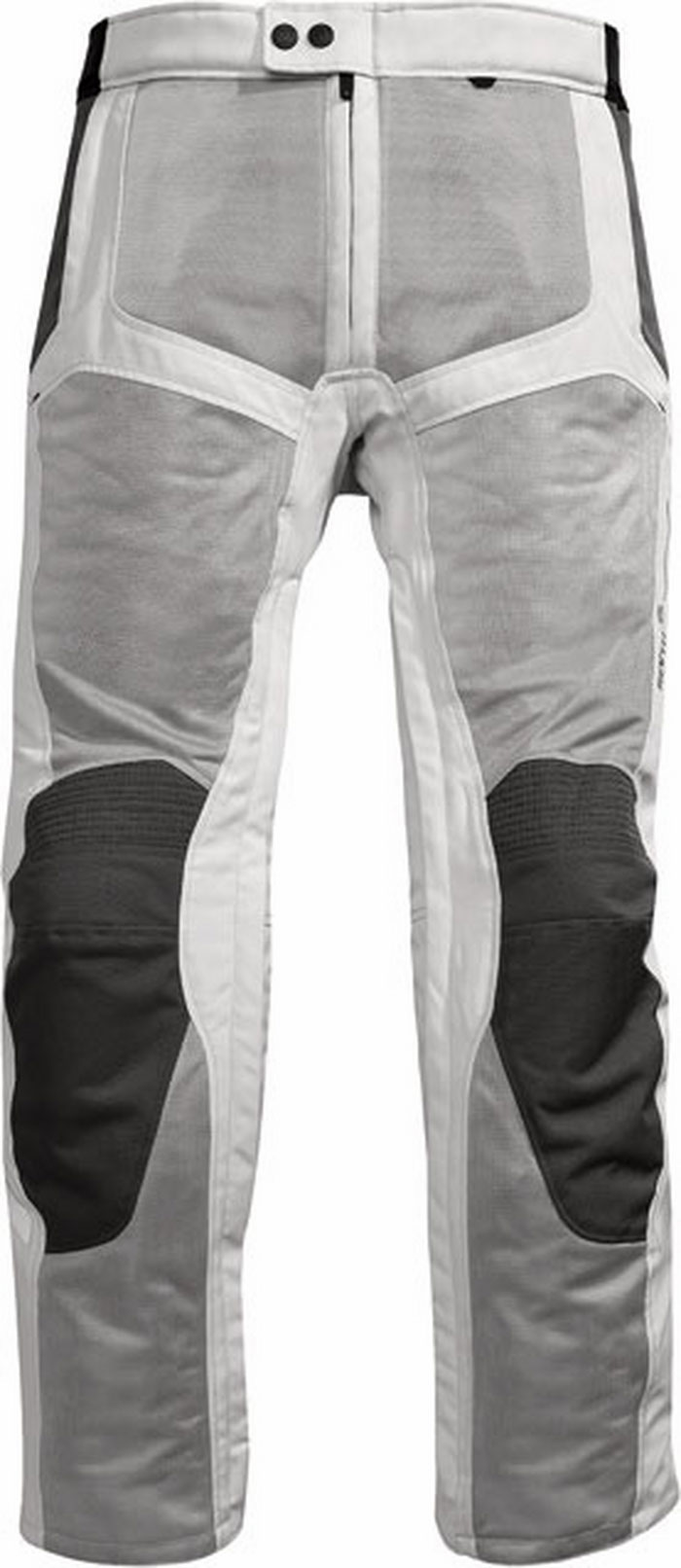 Rev'it Airwave summer motorcycle trousers silver-anthracite