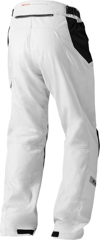 Rev'it Enterprise trousers silver black long