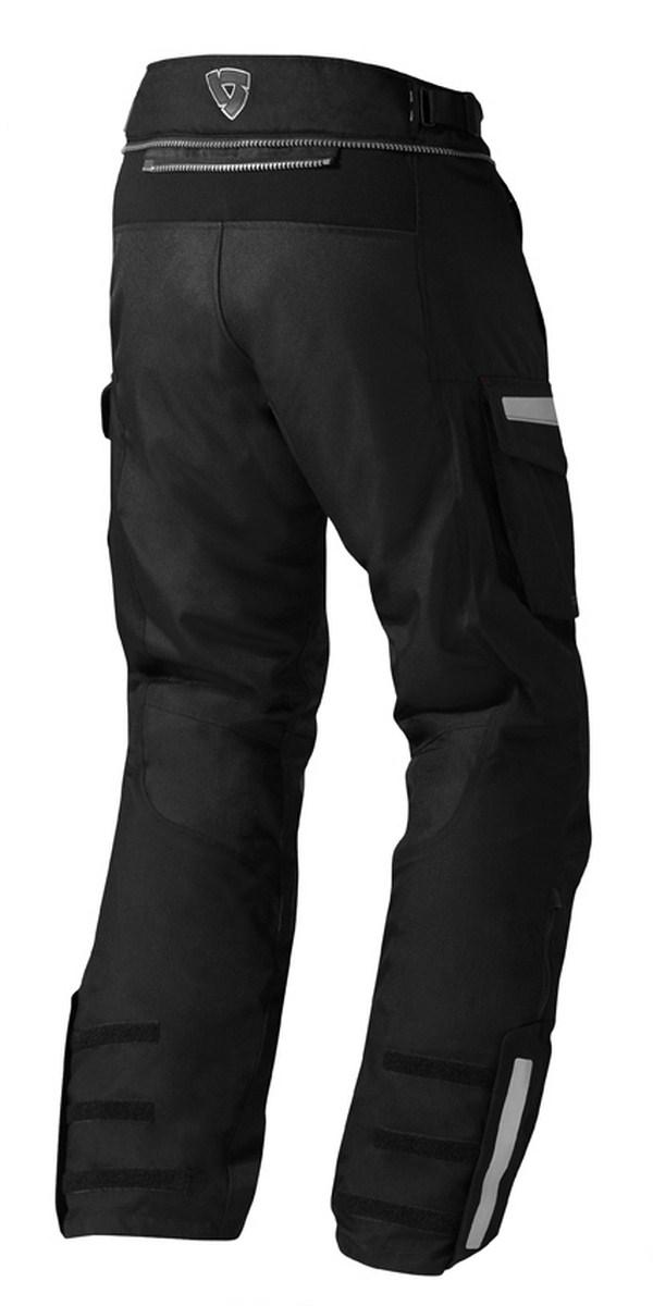 Pantaloni moto Rev'it Sand 2 Nero