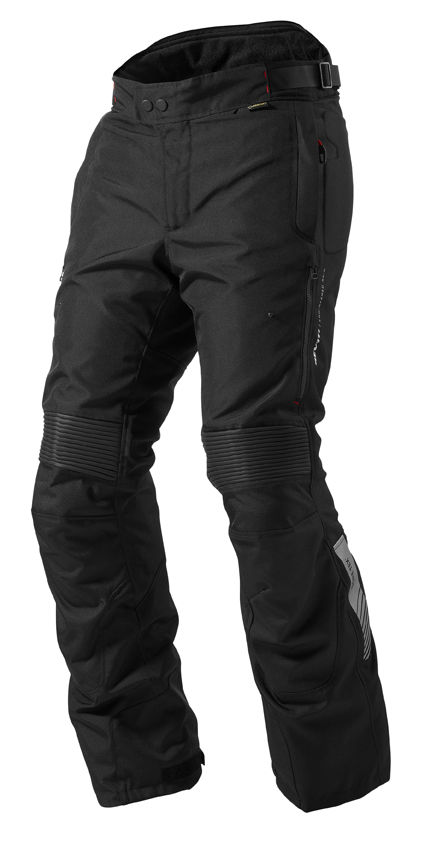 Motorcycle trousers Rev'it Neptune GTX Black - Stretched