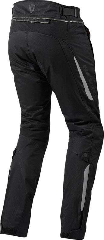 Rev'it Vapor pants black short