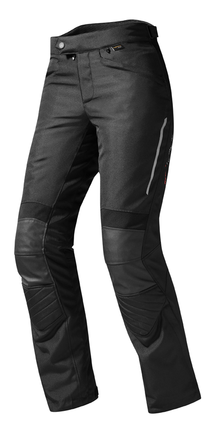 Pantaloni moto donna Rev'it Factor 3 Ladies Nero Allungato
