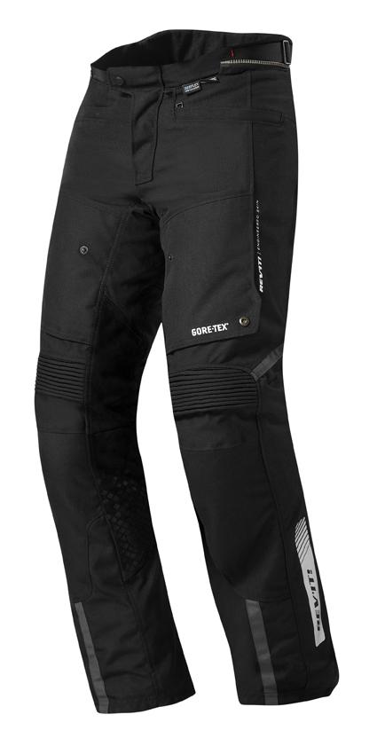 Pantaloni moto Rev'it Defender Pro GTX Nero