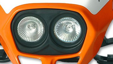 Ufo replacement headlight for Fifefly Cruiser Panther